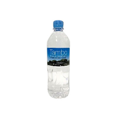 600ml Tambo Spring Water